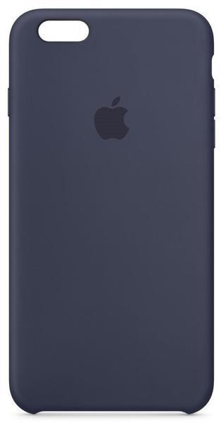 Apple Silikon Case mitternachtsblau (iPhone 6S Plus)