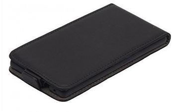 Telstar Tasche (Slim Flex) Huawei P8 Schwarz