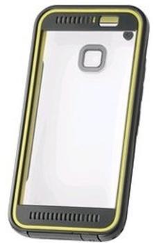 HTC One M9 Active Case gelb schwarz
