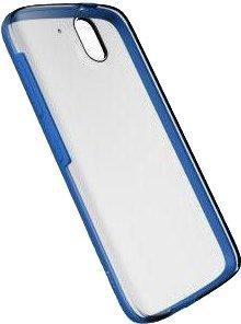 HTC Clear Case (Desire 526) blau