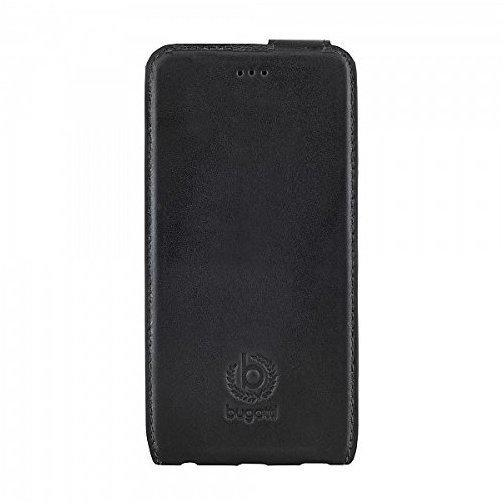 Bugatti FlipCover Amsterdam schwarz (Samsung Galaxy S6)