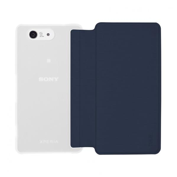 Artwizz SmartJacket navy (Sony Xperia Z3 Compact)