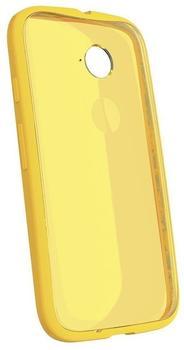 Motorola Grip Shell gelb (Motorola Moto E (2. Gen))
