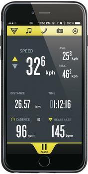 Topeak RideCase für iPhone 6 Plus mit Halter black