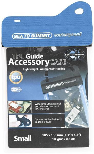 Sea to Summit TPU Accessory Case M blue