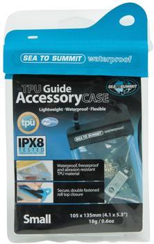 Sea To Summit TPU Accessory Case Small - Wasserdichte Schutzhüllen - small - lime green 135x105mm