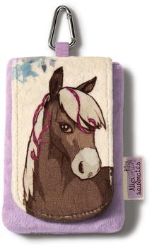 NICI Handytäschen Pferd Velvet
