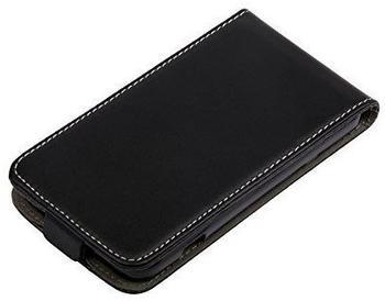 Telstar Tasche (Slim Flex) für HTC Desire 210 black