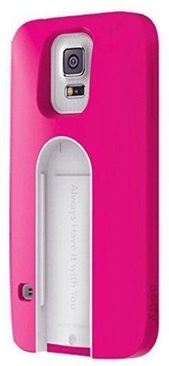 iLuv Selfy Samsung Galaxy S5 Case mit Bluetooth Fernbedienung für Fotos und