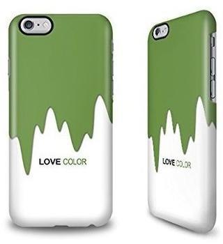 Caseable HülleCaseCover für das iPhone 6 Plus mit Designer Motiv