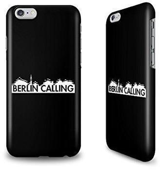 Caseable Berlin Calling 4 Case für Apple iPhone 6 Plus