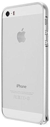 Artwizz AluBumper (iPhone 5/5s/SE) silber