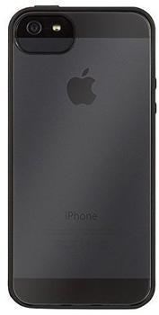 Griffin Reveal (iPhone 5) transparent/schwarz