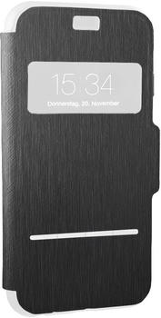 Moshi Sensecover schwarz (iPhone 6 Plus)