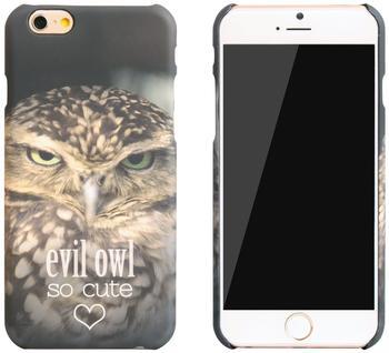 iCandy Pro Case Owl, für iPhone 6, bunt