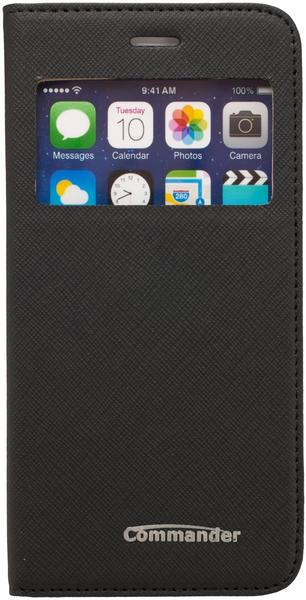 Peter Jäckel Window Case Apple iPhone 6 schwarz