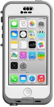 LifeProof Nüüd Case weißtransparent für Apple iPhone 5c