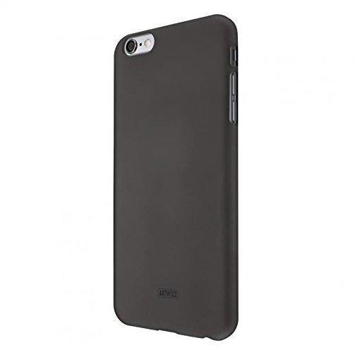 Artwizz Rubber Clip Cover schwarz (iPhone 6 Plus)