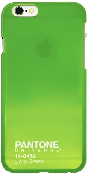 Case Scenario Pantone Universe Cover grün (iPhone 6/6S)