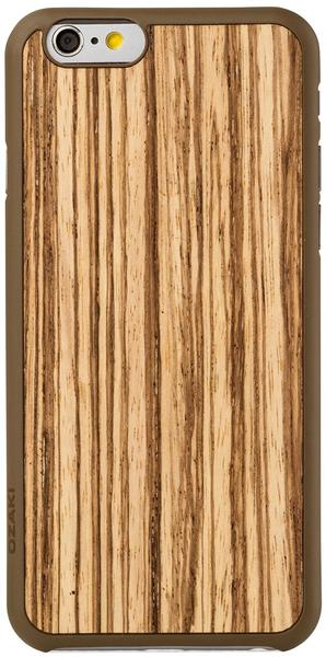 Ozaki iCoat 0.3 Wood Zebrano (iPhone 6/6S)