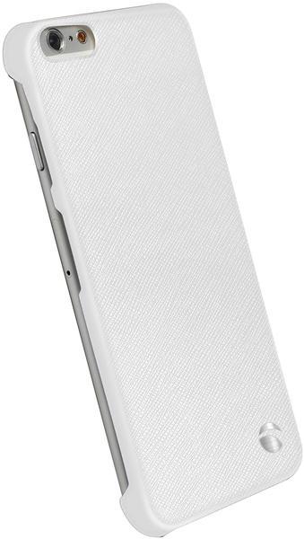 Krusell Malmö TextureCover Weiß (iPhone 6/6S)