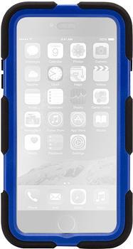 Griffin Survivor All-Terrain Case schwarz/blau (iPhone 6 Plus)