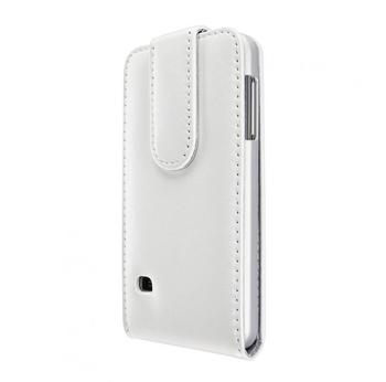Artwizz SeeJacket Leder Flip weiß (Samsung Galaxy S5 mini)