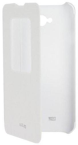 LG QuickCircle Case (LG L70) weiß