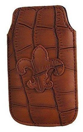 FRIIS & COMPANY Friis & Company Penguin Phone Sleeve Handytasche Cognac