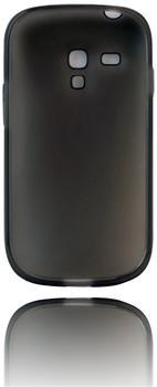iCandy BackClip schwarz für Samsung Galaxy S III mini