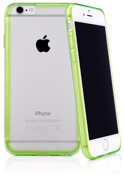 CASEual Outline Schutzhülle für Apple iPhone 6 grün