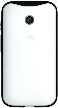 Motorola Grip Shell White (Moto E)