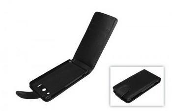 Telstar Tasche (Flip) für Huawei Ascend G510 black