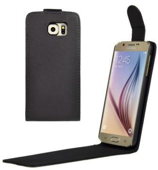 Telstar Tasche (Flip) für Samsung Galaxy Note 3 (N9005) black