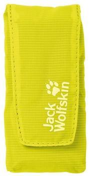 Jack Wolfskin Phone Cache sulphur