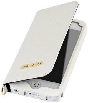 Hugo Boss BookCover weiß (iPhone 5/5s)