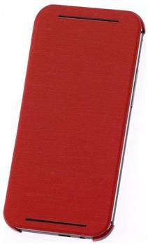 HTC HC V941 Flip Case rot (HTC One M8)