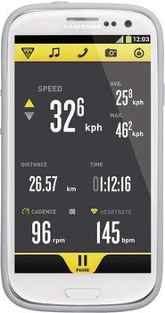 Topeak RideCase mit Halter weiß (Galaxy S3)