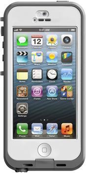 LifeProof Nüüd Case weiß (iPhone 5/5S)