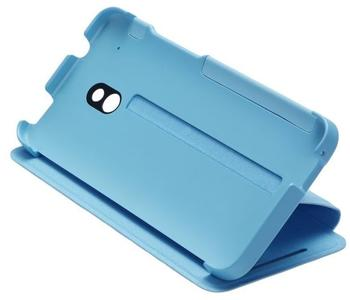 htc-hc-v851-flip-case-mit-staender-hellblau-fuer-one-mini