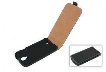 Telstar Tasche (Flip Slim) für Samsung Galaxy S4