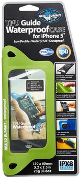 Sea to Summit TPU Guide Waterproof Case grün (iPhone 5)