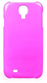 iCandy BackClip Case rosa für Galaxy S4