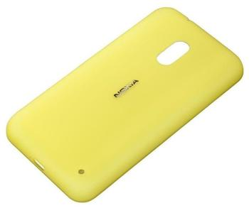 Nokia CC-3057 Hard Shell Cover gelb (Lumia 620)