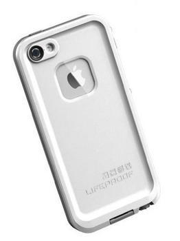 LifeProof Fre Case weißgrau für Apple iPhone 5s