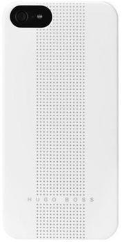 Hugo Boss Hardcover Dots weiß (iPhone 5)