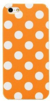 Katinkas Dotty Soft Cover orange für iPhone 5