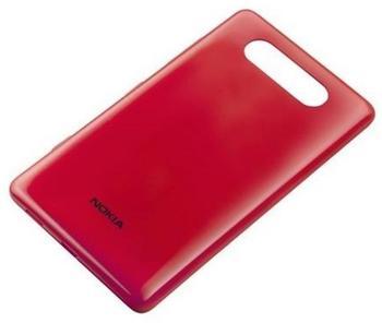 Nokia CC-3058 Rot Glanz (Lumia 820)