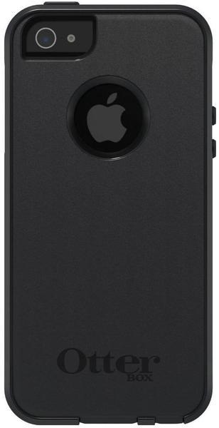 OtterBox Commuter Case schwarz (iPhone 5)