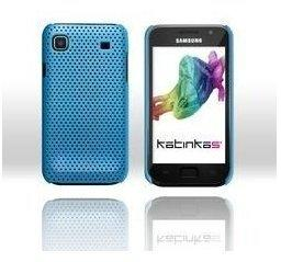 Katinkas Air Hard Cover hellblau für Samsung Galaxy S I9000S Plus